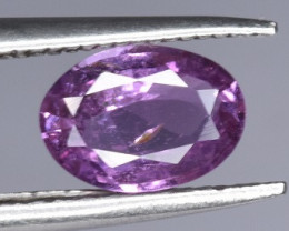Natural Pink Sapphire 0.86 CTS