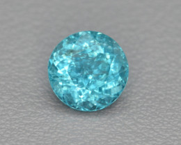 Natural Apatite 1.72 Cts Excellent Paraiba Color Gemstone
