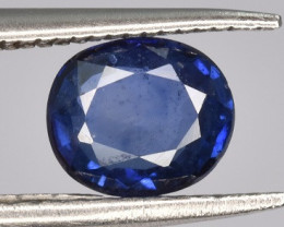 0.89 CTS Blue Sapphire Gem