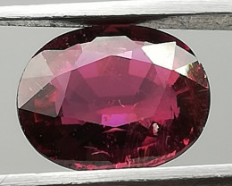 Tourmaline, 1.52ct, a stone or perfect colour grown for a ring or a necklac
