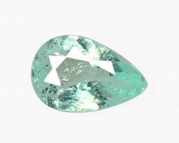 *NoReserve*Paraiba Tourmaline 0.37 Cts Natural Blue-Green Loose Gemstone Co