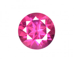 Tourmaline 0.14 Cts Natural Fancy Pink Loose Gemstone