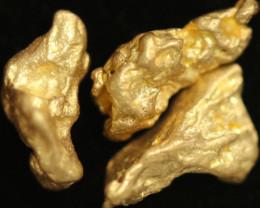 1.27 Grams - - Australian Kalgoorlie Gold Nugget parcel LGN1838