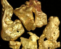 1.17 Grams - - Australian Kalgoorlie Gold Nugget parcel LGN1844