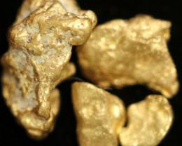 1.12 Grams - - Australian Kalgoorlie Gold Nugget parcel LGN1845