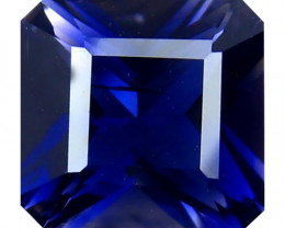 Iolite 1.8 Cts Violet Scissor Cut BGC802