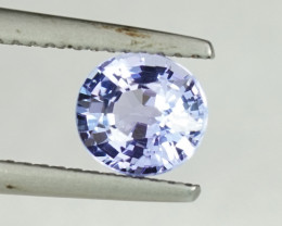 1.20CT LILAC PURPLE TANZANITE WITH EXCELLENT FIRE $1NR!