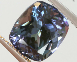 2.60 CTS  TANZANITE  FACETED  STONE   PG-3542