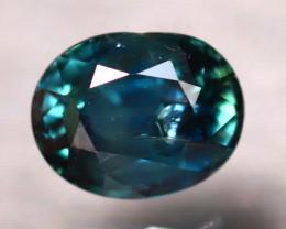 Blue Sapphire 1.18Ct Natural Blue Sapphire E2415/B25