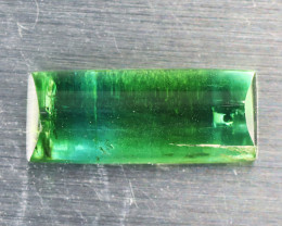 1.505 CT COLOR PLAY NATURAL UNHEATED BLUE GREEN TOURMALINE CABOCHON