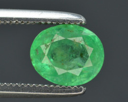 0.80 Ct Top Quality Natural Swat Emerald
