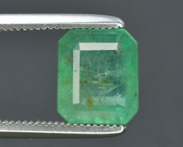 2 Ct Top Quality Natural Swat Emerald