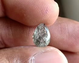 Natural Rutilated Quartz A++ Quality Gemstone VA3956