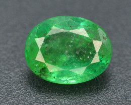 0.90 Ct Top Quality Natural Swat Emerald