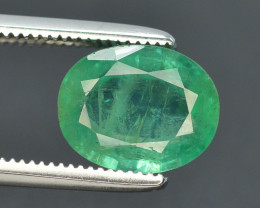 1.90 Ct Top Quality Natural Swat Emerald