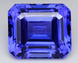 8.30 Ct Tanzanite 4A Color Gemstone Tz3