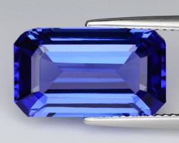 9.45 Ct Tanzanite 4A Color Gemstone Tz5