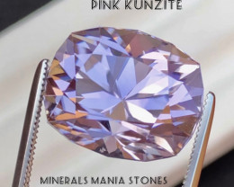 Pink kunzite ~14.25  one of best Natural gemstone