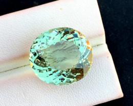19.35 Carats Aquamarine Gemstone