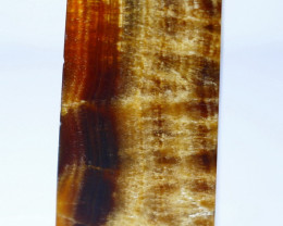 NR!! 268.50 CTs Natural & Unheated~ Brown Calcite Tower Shape