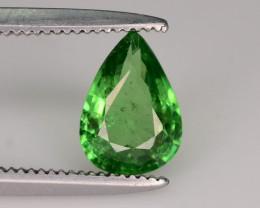 Top Quality 0.85 ct Green Tsavorite Garnet