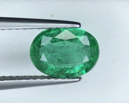 1.20 Ct Zambian Emerald Minor Oil