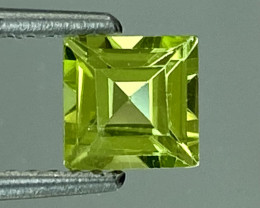 0.78Ct Natural Peridot Top Cutting Color Quality Gemstone.PD 18