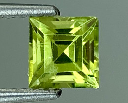 0.86Ct Natural Peridot Top Cutting Color Quality Gemstone.PD 19
