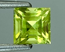 0.87Ct Natural Peridot Top Cutting Color Quality Gemstone.PD 21