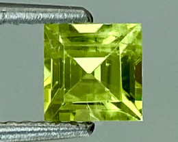 0.79Ct Natural Peridot Top Cutting Color Quality Gemstone.PD 25