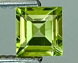0.77Ct Natural Peridot Top Cutting Color Quality Gemstone.PD 27