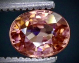 1.04 Crt  Zircon Faceted Gemstone (Rk-64)