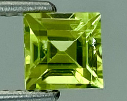 0.80Ct Natural Peridot Top Cutting Color Quality Gemstone.PD 29