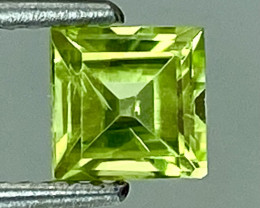 0.88Ct Natural Peridot Top Cutting Color Quality Gemstone.PD 31