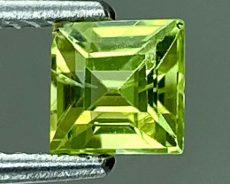 0.82Ct Natural Peridot Top Cutting Color Quality Gemstone.PD 41