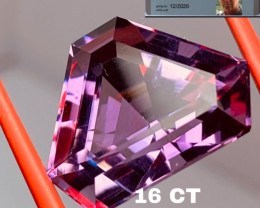 16.25 CT- AMETHYST BOLIVIA- I DISCONNECT MY COLLECTION.  AFTER 36 YEARS!