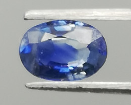 Sapphire, 0.465ct, extraordinary gem, a different view from every angle!