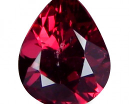 Spinel 0.72 Cts Red Portuguese Cut BGC922