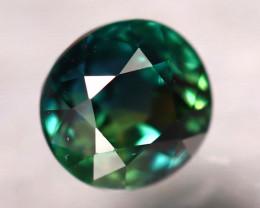 Sapphire 1.15Ct Natural Teal Sapphire E2612/B25