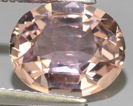 4.80 CTS EXQUISITE FLAWLESS TOP RARE NATURAL TOURMALINE OVAL DAZZLING!!