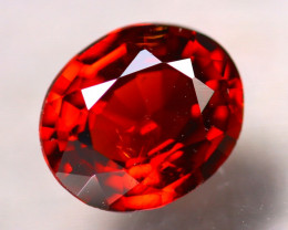 Almandine 1.78Ct Natural Vivid Blood Red Almandine Garnet D2710/B3