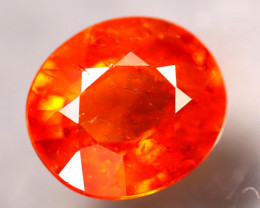 Spessartite Garnet 3.48Ct Natural Orange Spessartite Garnet D2711/B34