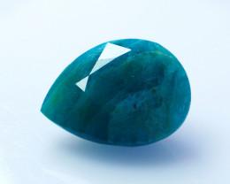 NR!! 9.80 CTs Natural & Unheated~Blue Grindidierite Gemstone