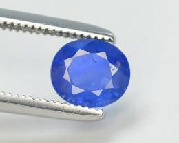Gorgeous Color 0.95 Ct Natural Royal Blue Ceylon Sapphire