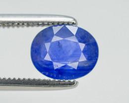Gorgeous Color 1.30 Ct Natural Royal Blue Ceylon Sapphire