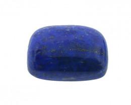 9.79 ct Rectangle/ Cushion Natural Fine Blue Lapis Lazuli Gemstone