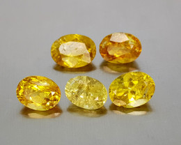 6.45Crt Mali Garnet Lot Natural Gemstones JI137