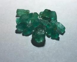 11.81 Cts Panjshir Emerald Crystals