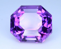 AAA Cut & Color 9.25 ct Untreated Amethyst ~ K