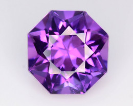 AAA Cut & Color 6.15 ct Untreated Amethyst ~ K